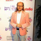 Santiago Segura en la entrega de los Premios Nos 1 de Cadena 100
