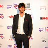 Felipe López en la entrega de los Premios Nos 1 de Cadena 100
