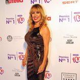Miriam Díaz Aroca en la entrega de los Premios Nos 1 de Cadena 100