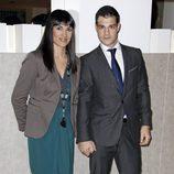Irene Villa y Juan Pablo Lauro en la presentación del libro 'Enrique Ponce, un torero para la historia'