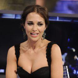 Paula Echevarría en 'El Hormiguero'