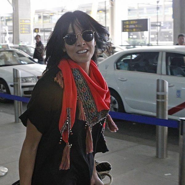 Raquel del rosario sonr e en el aeropuerto de barajas for Decoracion casa raquel del rosario