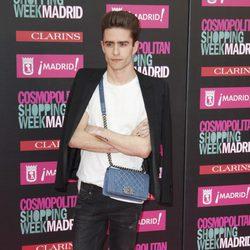 Pelayo Díaz en la Cosmopolitan Shopping Week
