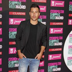 David Seijo en la Cosmopolitan Shopping Week