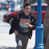 Brooklyn Beckham corriendo por las calles de Los Ángeles