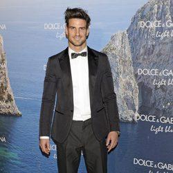 Aitor Ocio en el Mediterranean Summer Cocktail de Dolce & Gabbana