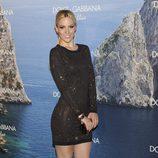 Edurne en el Mediterranean Summer Cocktail de Dolce & Gabbana