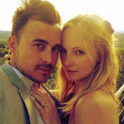 Candice Accola y Joe King anuncian su compromiso