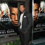50 Cent en el estreno de 'After Earth' en Nueva York