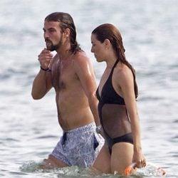 Raquel Sánchez Silva y Mario Biondo de vacaciones en Formentera