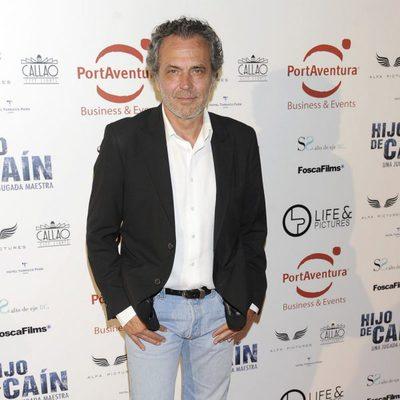 José Coronado en el estreno de 'Hijo de Caín'