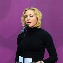 Madonna en el The Sound of Change Live en el Twickenham Stadium de Londres