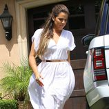 Khloe Kardashian acude al Baby Shower de Kim Kardashian en Beverly Hills