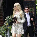 Kimberly Stewart acude al Baby Shower de Kim Kardashian en Beverly Hills