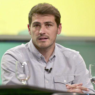 Iker Casillas en la presentación de la Copa Confederaciones 2013