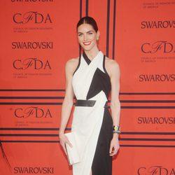 Hilary Rhoda en los Premios CFDA 2013