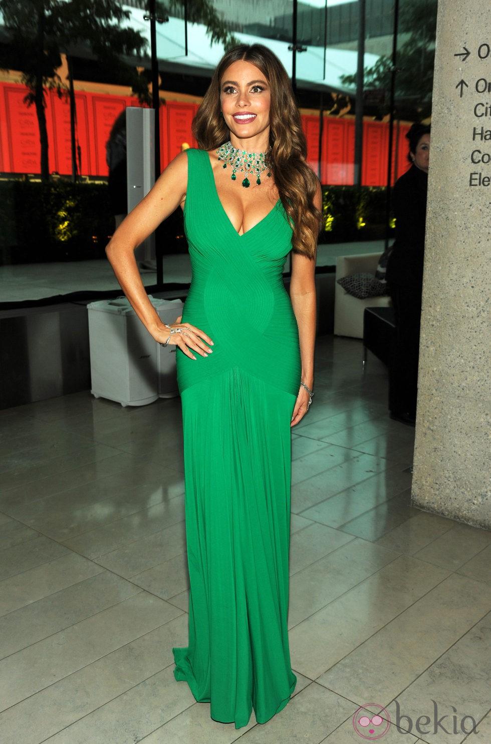Sofía Vergara en los Premios CFDA 2013