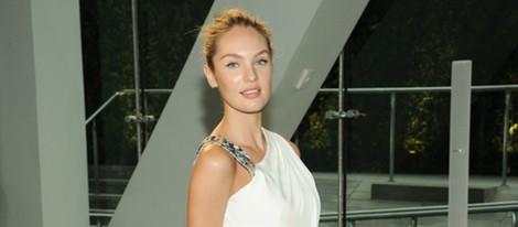 Candice Swanepoel en los Premios CFDA 2013