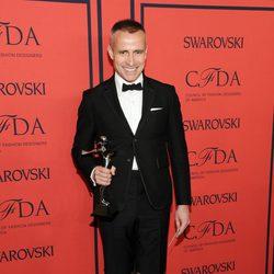 Thom Browne en los Premios CFDA 2013