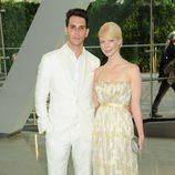 Gabe Saporta y Erin Fetherston en los Premios CFDA 2013