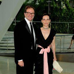 Alexandra de Grecia y Nicolas Mirzayantz en los Premios CFDA 2013
