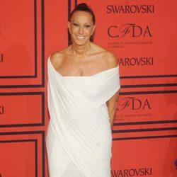Donna Karan en los Premios CFDA 2013