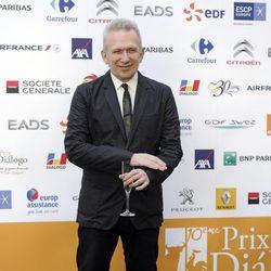 Jean Paul Gaultier en el X Prix Diálogo