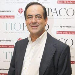 José Bono en la presentación del libro 'Tío Paco'