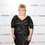 Rebel Wilson en los Premios Glamour Mujer del Año 2013 en Londres