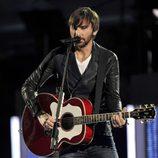 Dave Haywood en los CMT Awards 2013
