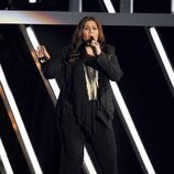 Hillary Scott en los CMT Awards 2013