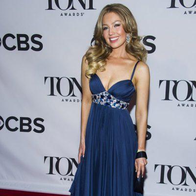 Thalía en la gala de los premios Tony 2013