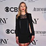 Scarlett Johansson en la gala de los premios Tony 2013