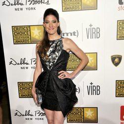 Jennifer Carpenter en los Critics Choice Television Awards 2013