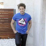 Daniel Diges en la presentación del musical 'Hoy no me puedo levantar'