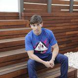 Adrián Lastra en la presentación del musical 'Hoy no me puedo levantar'
