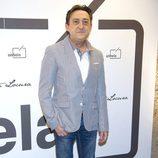 Mariano Peña en la presentación de la nueva colección de Bendita Locura