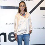 Mónica Estarreado en la presentación de la nueva colección de Bendita Locura