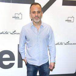 Javier Gutiérrez en la presentación de la nueva colección de Bendita Locura