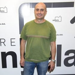 Pepe Viyuela en la presentación de la nueva colección de Bendita Locura