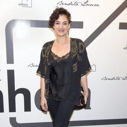Rocío Muñoz en la presentación de la nueva colección de Bendita Locura