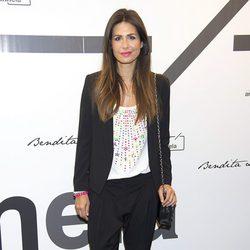 Nuria Roca en la presentación de la nueva colección de Bendita Locura