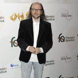 Santiago Segura en una fiesta solidaria a favor de la fibrosis quística