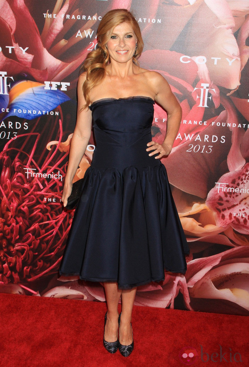 Connie Britton en la Fragrance Foundation Awards 2013