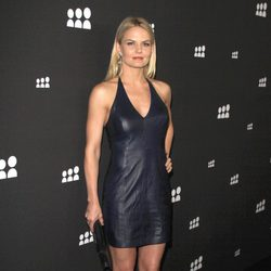 Jennifer Morrison en la fiesta Myspace en Los Angeles