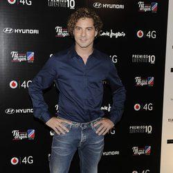 David Bisbal en la entrega de los Premios Lifestyle 2013