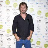 Iván Massagué en la presentación de un menú en Madrid
