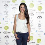 Xenia Tostado en la presentación de un menú en Madrid