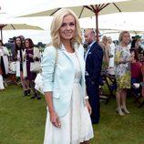 Katherine Jenkins en la Copa de la Reina de Polo