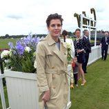 Carlota Casiraghi en la Copa de la Reina de Polo